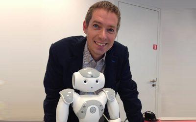 Ir Antoon van Luxemburg, Robots en ICT
