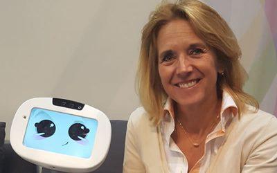 Anita van den Hoek, robots,arbeid en ethiek