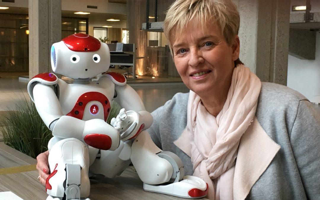 Saskia van der Meer, change- en ICT-deskundige