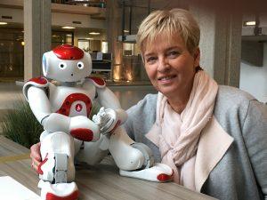 Saskia van der Meer, Robot Academy