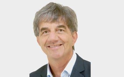Spreker over kunstmatige intelligentie en robots, Professor Gusz Eiben